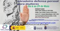OBRADOIRO DE DEFENSA PERSONAL PARA MULLERES