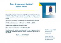 SERVIZO DE ASESORAMENTO TÉCNICO ( PARQUES EÓLICOS)