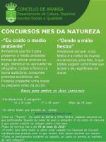 CONCURSOS DO MES DA NATUREZA 2021
